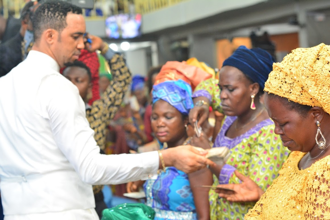 Dr. Chris Okafor empowers orphans, widows with millions on his birthday