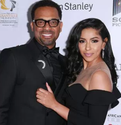 Mike Epps is engaged to his TV producer girlfriend