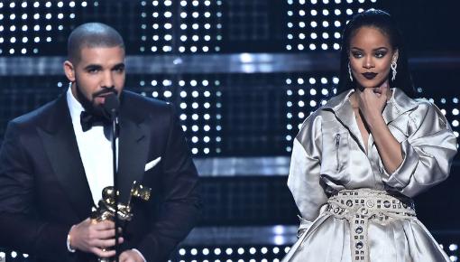 Rihanna says she and Drake aren