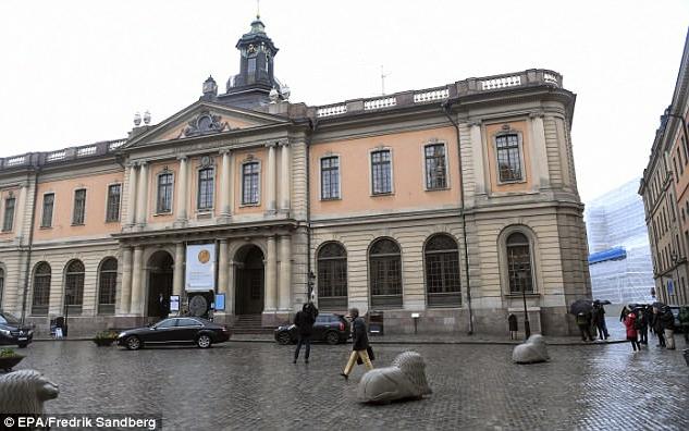 Nobel literature prize postponed until next year after sex abuse scandal