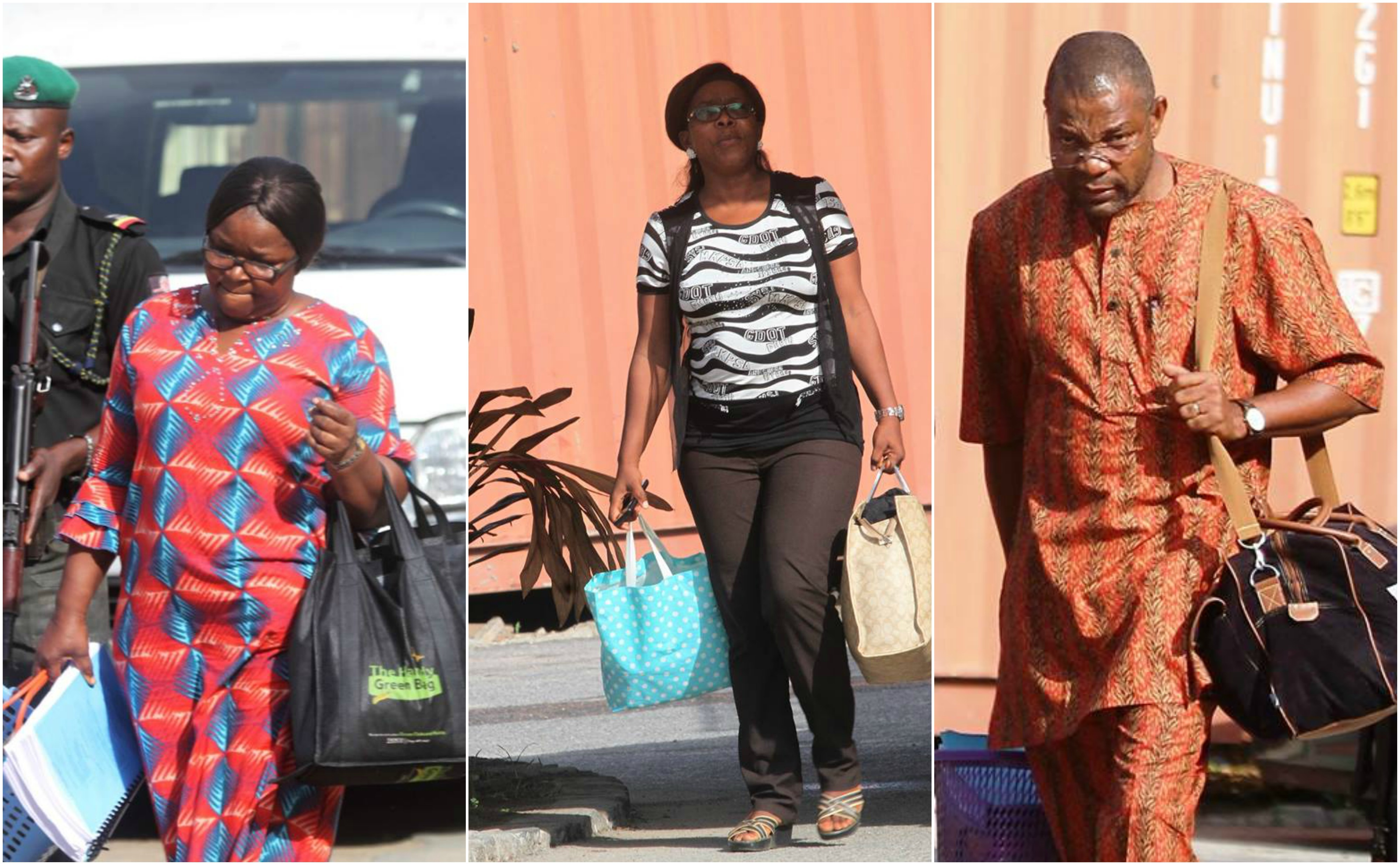 Photos: EFCC arraigns three NGO workers for stealing N4.5m from MTN Foundation
