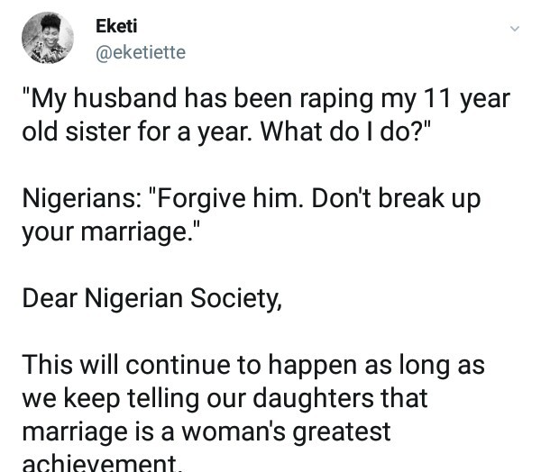 """""""Divorce is not an option"""" - Nigerian lady says she won"""