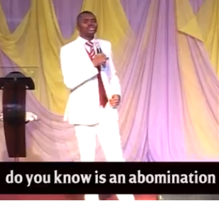 It?s an abomination to call your husband by his name or pet name - Pastor says