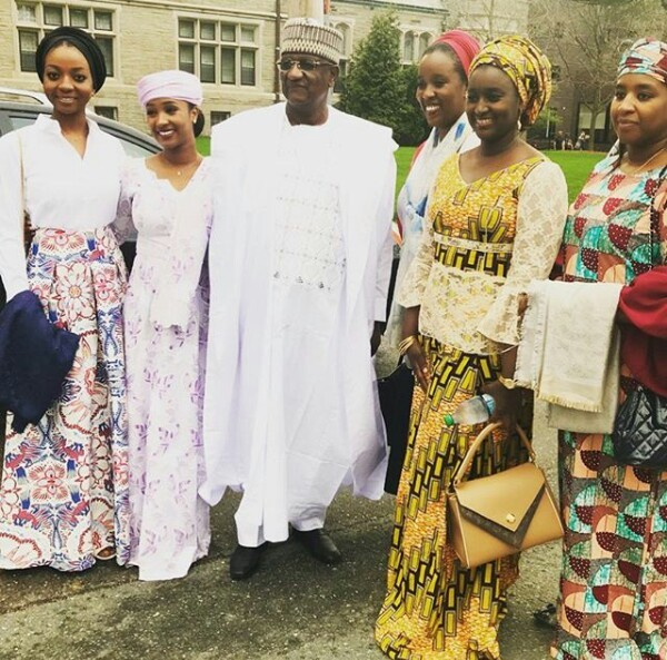 Billionaire businessman, Muhammadu Indimi despite having no formal education, delivered speech at Harvard University