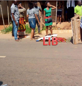 Primary school student crushed to death by a tipper driver on her way back from school in Anambra (graphic photos)