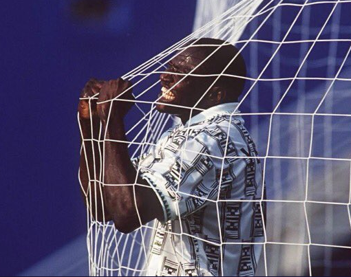 NFF, Nigerians remember late?football legend, Rashidi Yekini who died 6-years ago