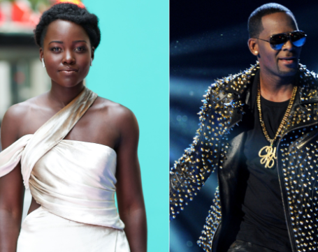 Lupita Nyongo wants R Kelly Investigated over claims of sexual abuse?on underage girls