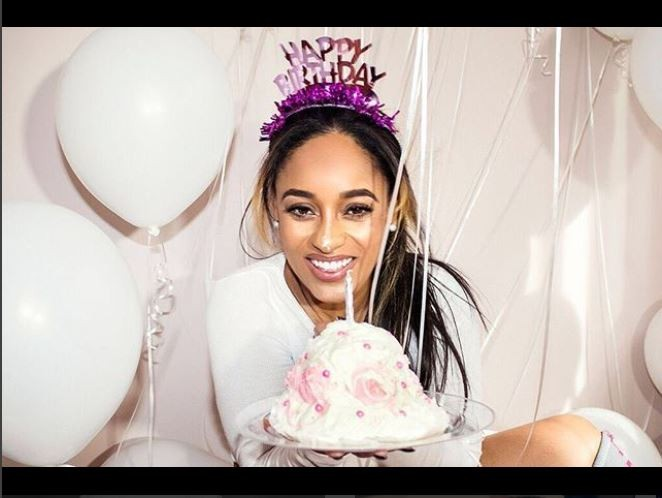Reality TV star and plus-size model, Tahiry Jose goes completely naked to celebrate 39th birthday 18+