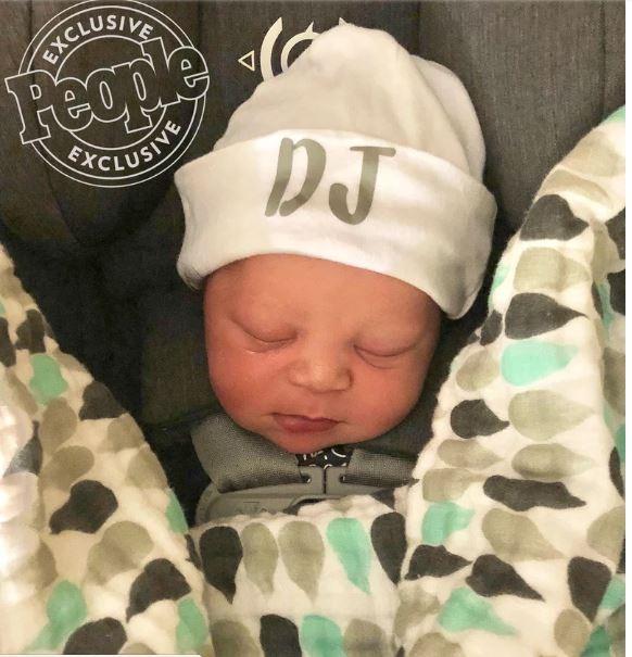 Jordin Sparks and husband Dana Isaiah welcome their first child, a son Dana Isaiah Jr.