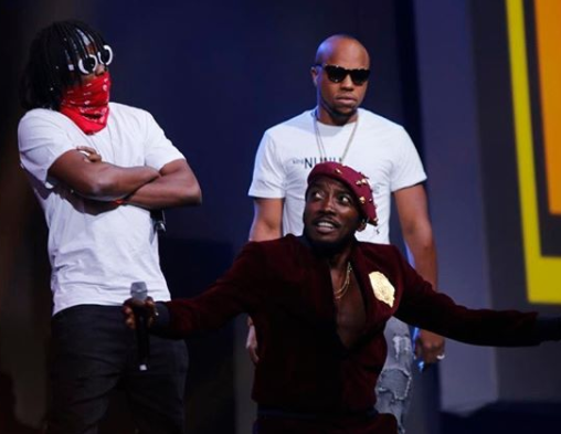 If you missed the 12th Headies Awards, these 25 Tweets wraps it up just fine!