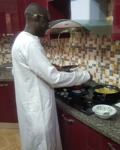 Aww! Police PRO, Dolapo Badmus narrates how her husband prepared breakfast because she worked late and he wanted her to rest