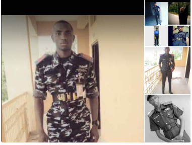 5 junior police cadets die in a ghastly motor accident while on their way home after a break