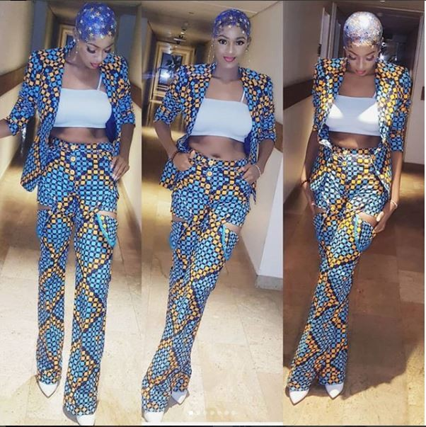 BBNaija star Ahneeka stuns in new photos