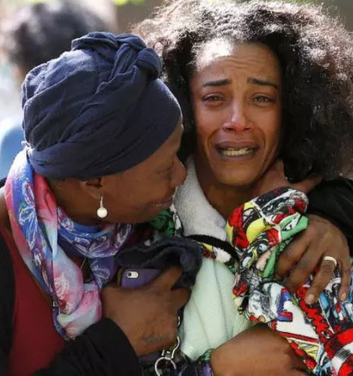 "Mother of teenager shot dead in London says ""please let my son be the last"""