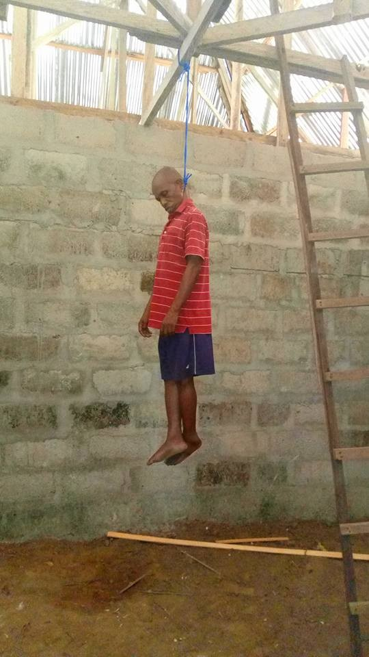 Graphic: 46-year-old man commits suicide four days to his father