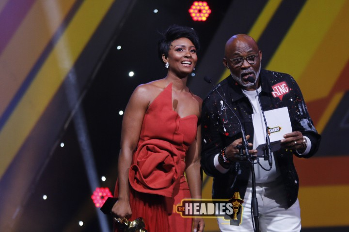 Official photos of Headies 2018