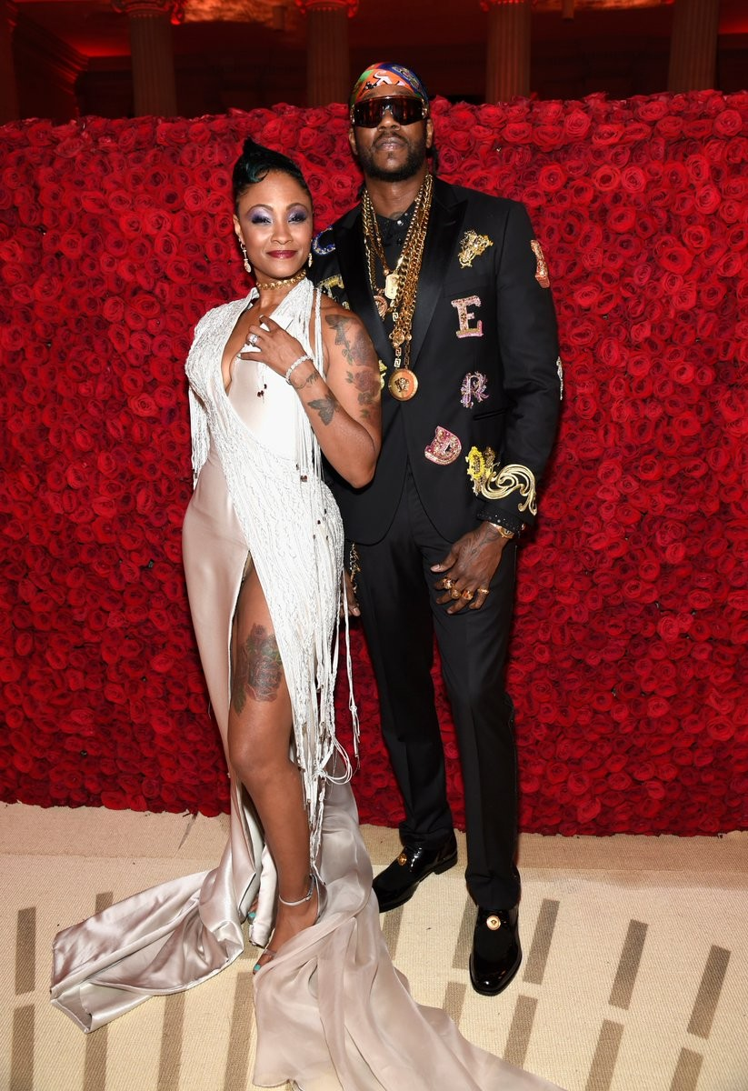 2 Chainz proposes to longtime girlfriend, Kesha Ward at the MET Gala (photos/video)