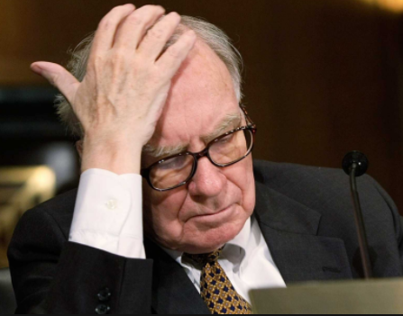 Warren Buffet loses billions of dollars first time in 9 years