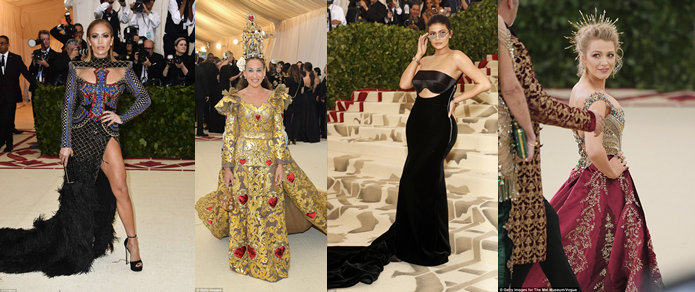 MET Gala 2018: Celebrities step out in style for one of fashion