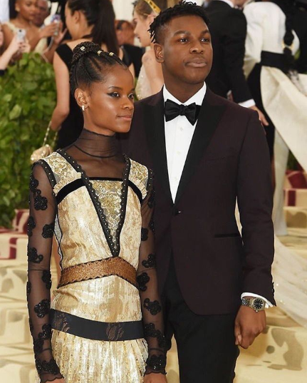 Black Panther stars and other Black stars represent Black Excellence at Met Gala 2018