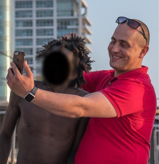 Photos of migrants being humiliated in Tel Aviv sparks outrage