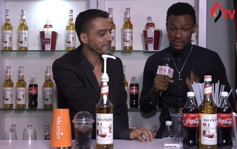 LITV Special: Monin Syrup product launch in Lagos