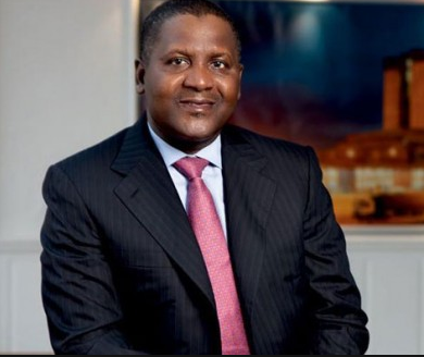 Aliko Dangote is the only Nigerian on 2018 Forbes World Most Powerful People list
