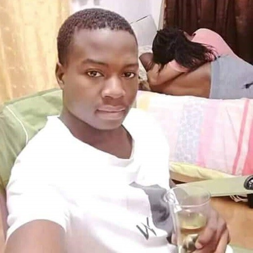 "Lol! South African man refuses to give his room mate and girlfriend privacy, says he ""cannot support evil"""