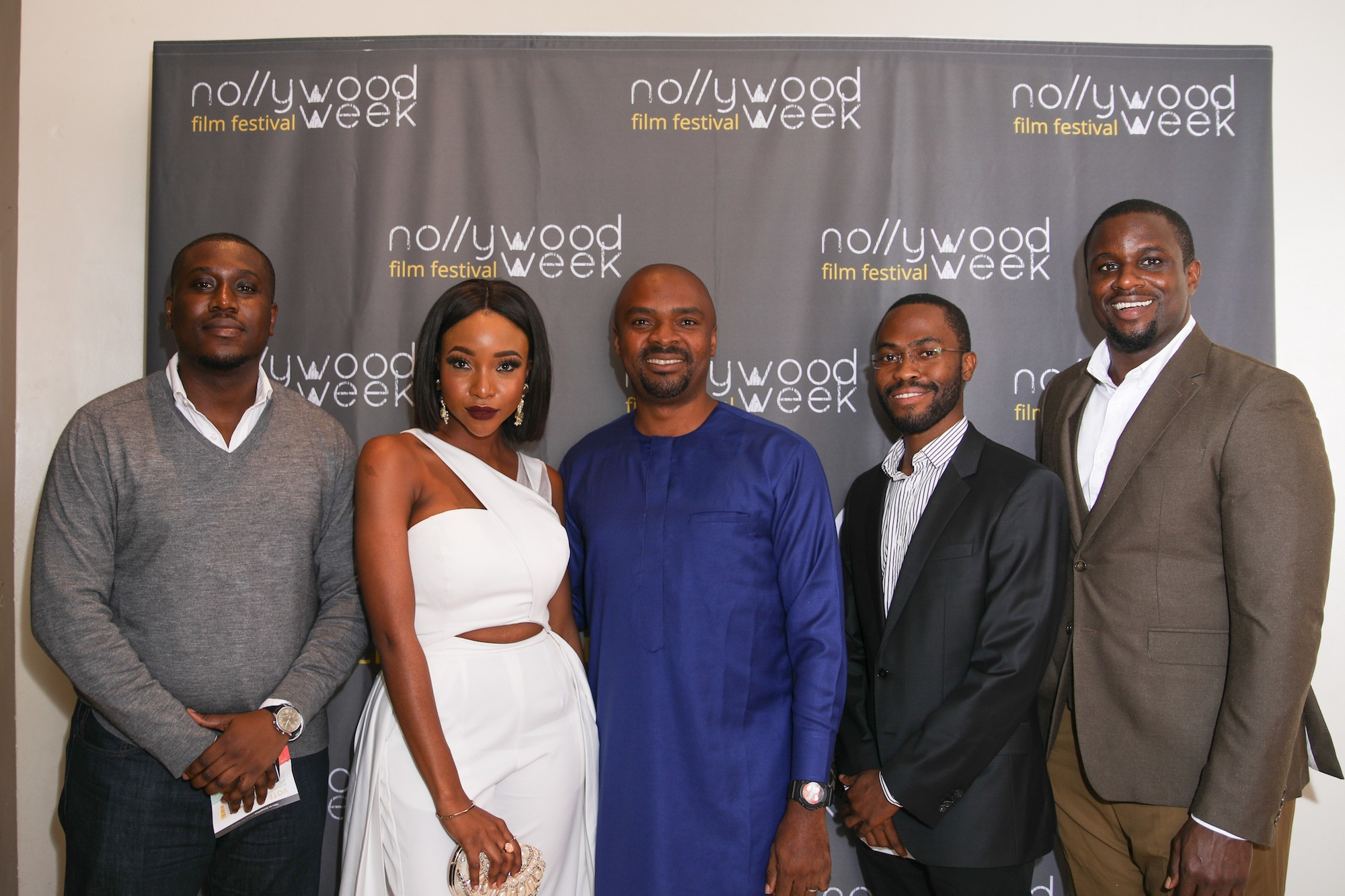 Photos from the world premiere of ?Sylvia? at Nollywood Week Paris