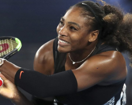 Tennis star, Serena Williams withdraws from 2018 Italian Open