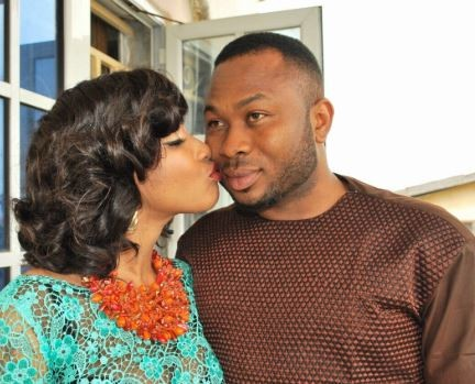 More Drama: Tonto Dikeh and Olakunle Churchill come for each other on Instagram over