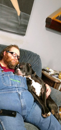 Man shot by his dog while they were playing