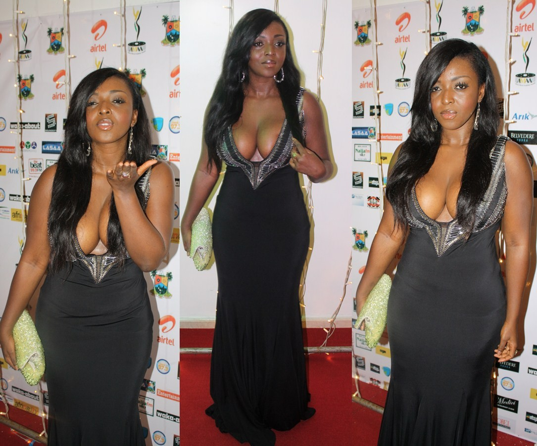 Actress Yvonne Okoro explains why most female celebrities are single?