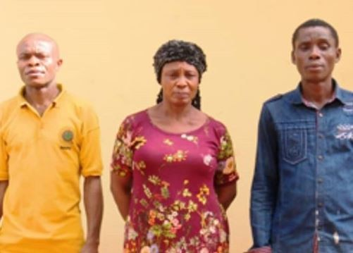 Two men and a woman arraigned in Imo State for currency counterfeiting