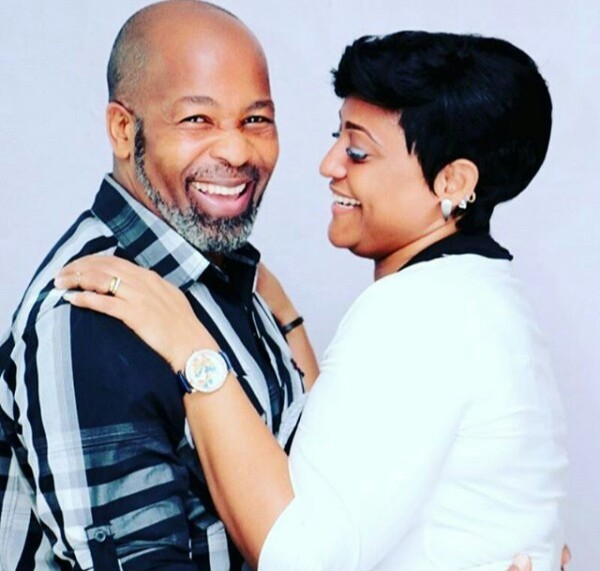 """Do your homework before exhibiting sheer ignorance"" - Actor Yemi Solade slams follower who said his biracial wife is bleaching"
