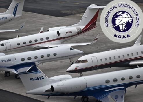 Nigerian Civil Aviation Authority suspends the operating licence of First Nation airlines indefinitely