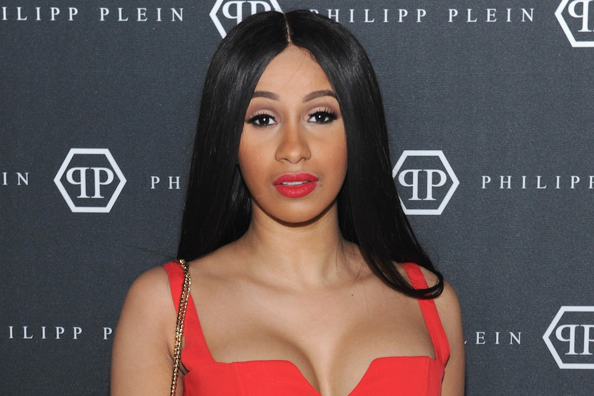 Pregnant Cardi B was reportedly ordered off from social media by her doctor following her feud with Azealia Bank