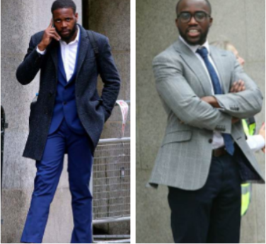 Two rich Nigerian students who battered a fellow student during an argument over who had the richest father receive suspended sentence