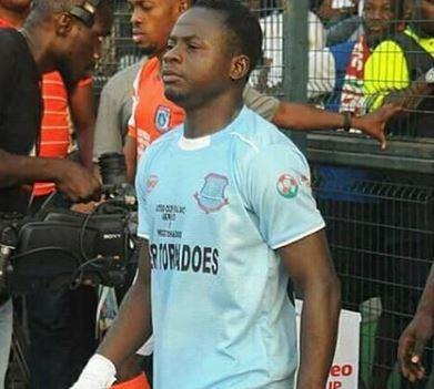 Sad! Reckless motorcycle rider?kills Nigerian footballer just?2 months after his wedding