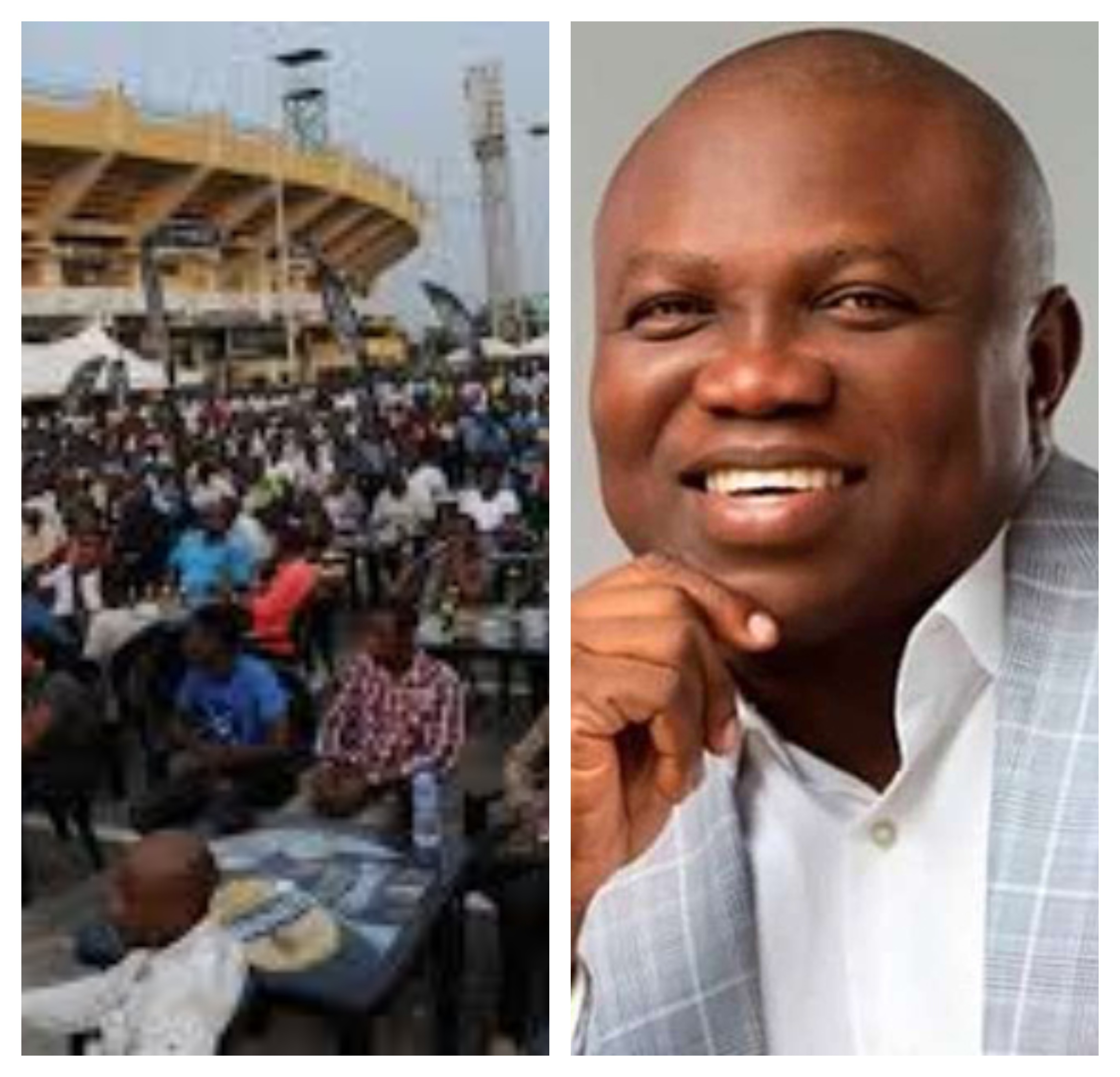 Lagos state government to establish viewing centers for residents of the state with no access to watch the world cup next month