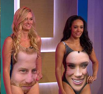See the Prince Harry themed swimsuit that