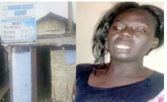 Woman arrested in Lagos for maltreating her eight-year-old nephew after accusing him of being a wizard