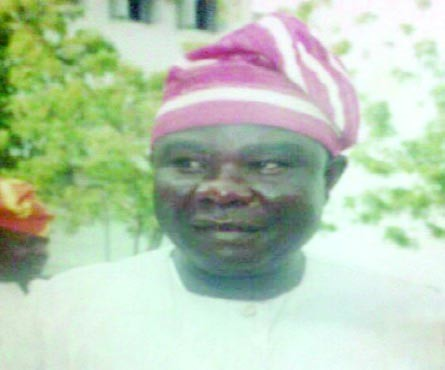 Photo: Man dies few hours after being sworn-in as deputy vice chairman of a local government in Oyo