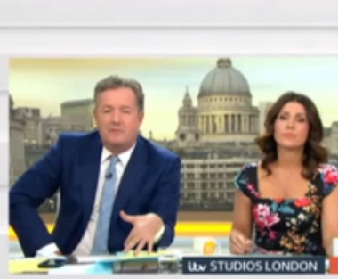 Piers Morgan viciously lashes out at Meghan Markle