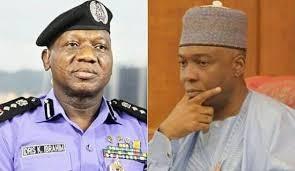 Bukola Saraki accuses IGP, Idris Ibrahim of plotting to implicate him