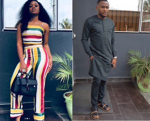 Ubi Franklin slams female Twitter user who insinuated that Ceec was at his house this morning