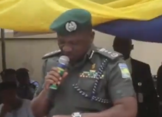 Ibrahim Idris  ?Effort At The Transmission, Commission, Omission?Trending Video Of IGP Ibrahim Idris Struggling To Read His Speech