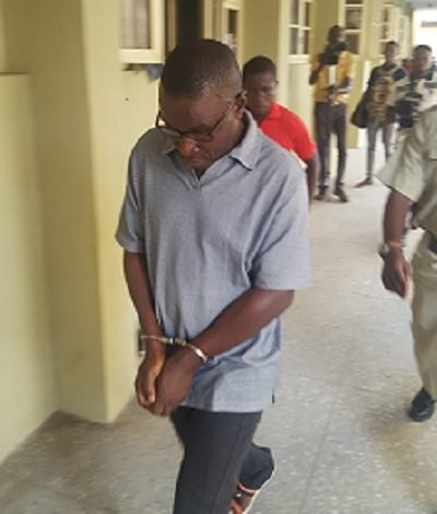Photo: Property developer bags 2,670 years for duping 133 tenants of N25m