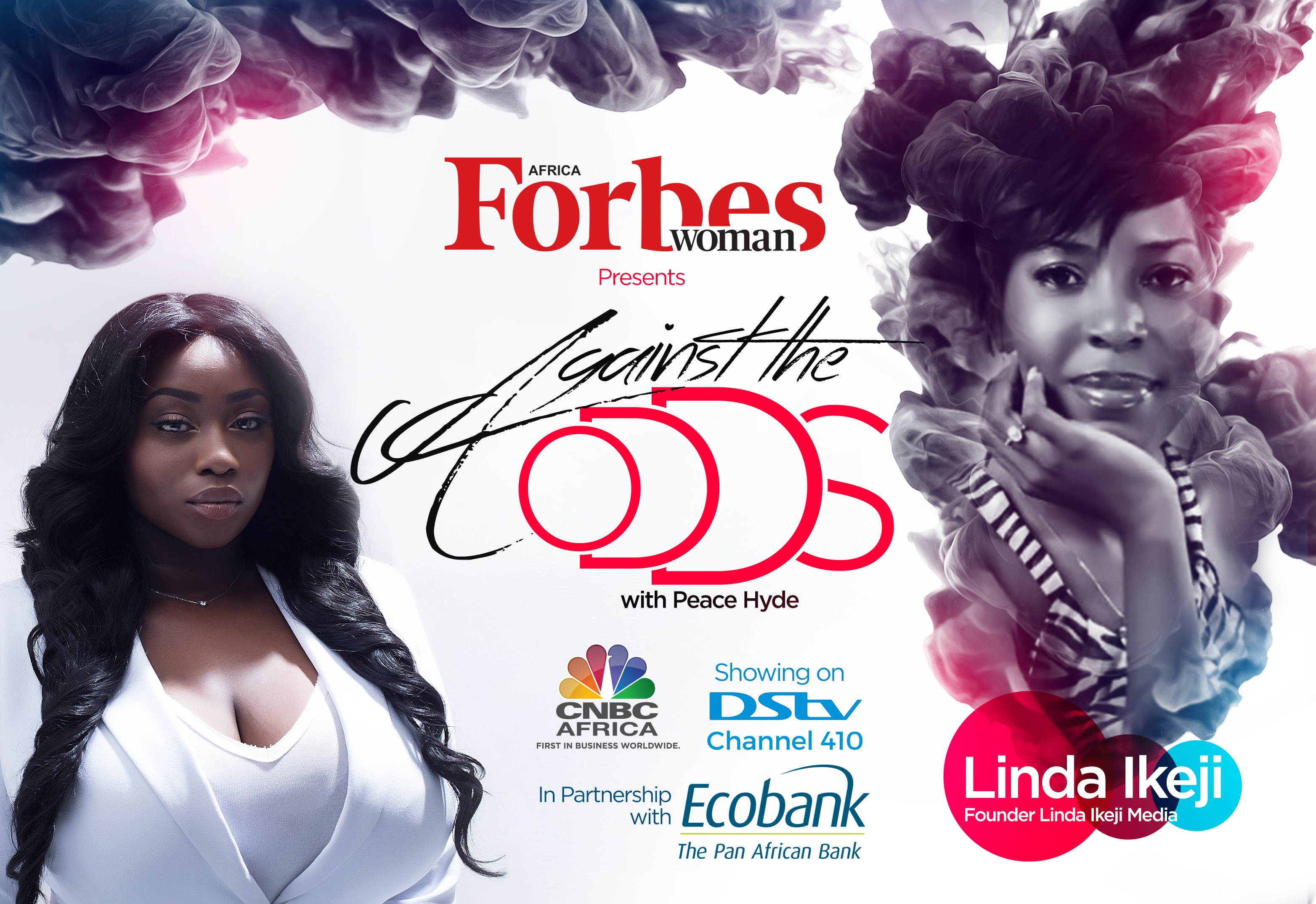 Linda Ikeji Opens Up To Peace Hyde About The Perils Of Building A Successful Brand Against All Odds