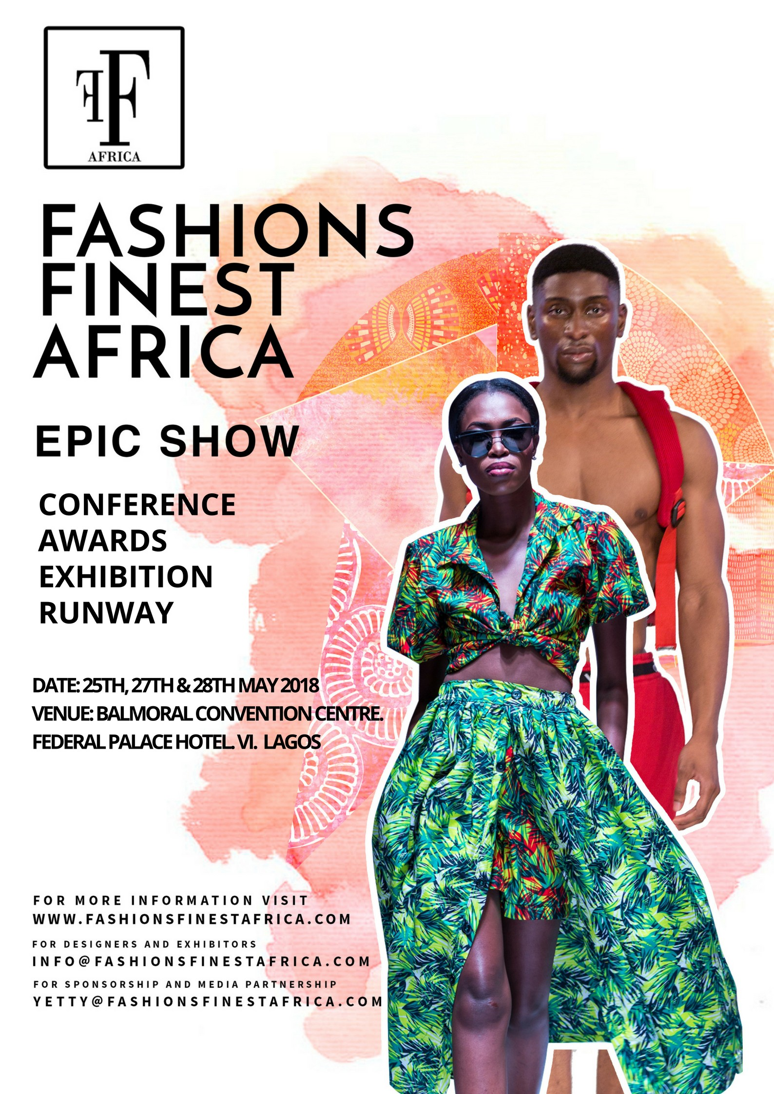 Nivea And Darling Sponsor Fashions Finest Africa